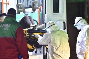 Buenos Aires acumula 557.575 casos positivos tras sumar 3.615 nuevos contagios