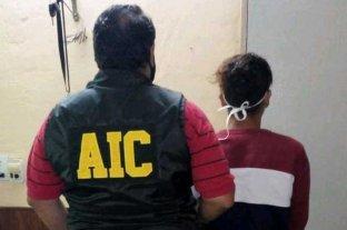 AIC detuvo a un joven por extorsión con videos sexuales