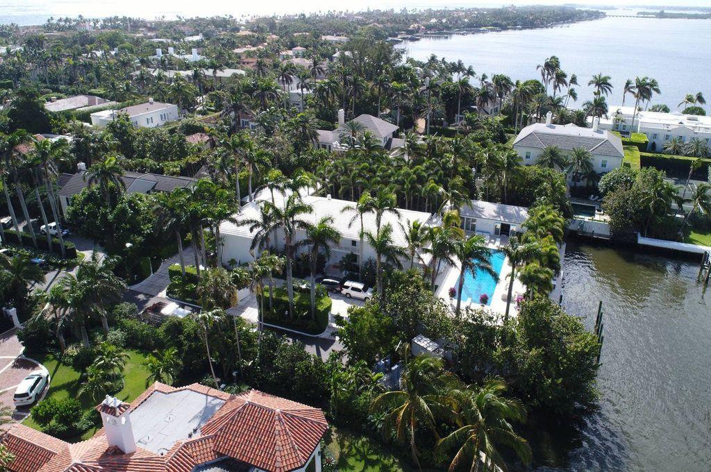 La casa de Jeffrey Epstein en Palm Beach (Florida, EE UU) Crédito: Cordon Press