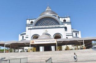 Las misas por la festividad de Caacupé serán sin fieles y a puertas cerradas