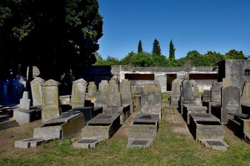 Cementerio Granadero Baigorria Crédito: Archivo La Capital