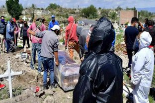 México se acerca a las 102.000 muertes por coronavirus