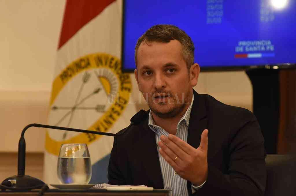 Diego Mansilla, director Regional de Anses Litoral. Crédito: Archivo El Litoral