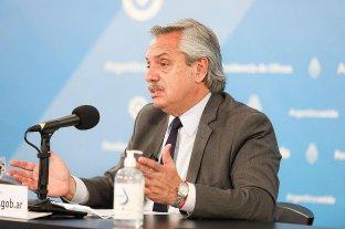 Alberto Fernández sostuvo que pondrá en marcha el Consejo Económico y Social