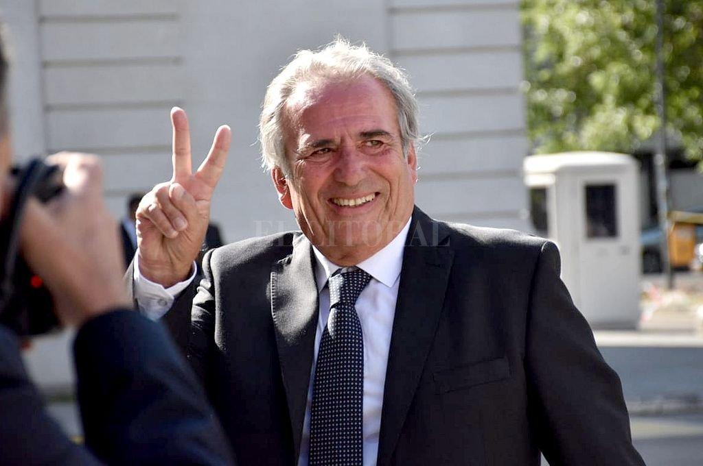 Ricardo Olivera. Crédito: Archivo El Litoral