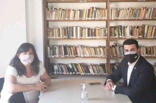 Marcos Cleri y Alejandra Obeid respaldaron la gestión del gobierno nacional
