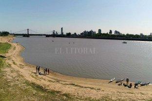 El nivel del Río Paraná sigue descendiendo y se acerca a los valores récord