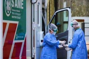Coronavirus: 121 muertes y 5.201 nuevos contagios en el país -  -