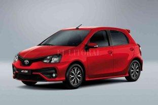 Toyota Etios se actualiza en audio y conectividad