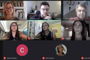 Alumnos de Comunicación de la UCSF hacen prácticas en tiempo real en El Litoral