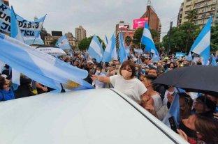 El 8N volvió a marcar las diferencias entre duros y moderados de Juntos por el Cambio