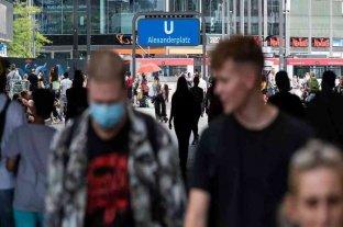 Alemania registró 13.554 nuevos casos de coronavirus en las últimas 24 horas