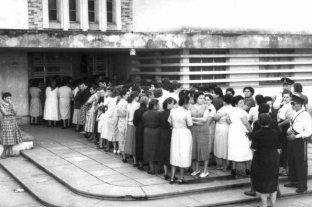 Se cumplen 69 años de la primera vez que las mujeres votaron en una elección nacional
