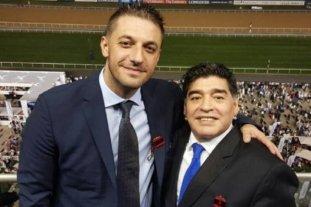 """Morla respaldó a Luque: """"Yo sé como cuidaste y acompañaste a Maradona"""""""