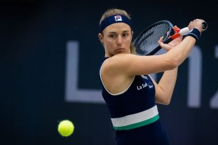 Podoroska debutó en Linz con una victoria sobre la rumana Begu