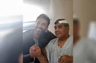 La prepaga aclaró que Diego Maradona no tenía el alta médica