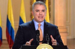 """El Gobierno colombiano tildó a las críticas de Fernández como una """"intromisión arbitraria"""""""