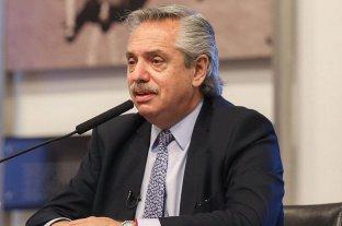 """Alberto Fernández: """"La construcción es el motor que va a encender la economía y dar trabajo"""""""
