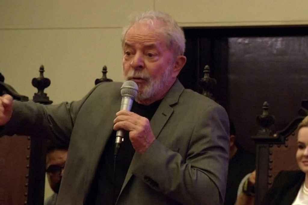 Luiz Lula da Silva, ex presidente brasileño.