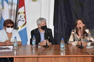 Capacitación sobre abordaje de problemáticas de la niñez en San Javier