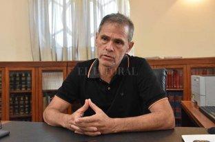 Renunció el ministro de Gobierno de Santa Fe, Esteban Borgonovo