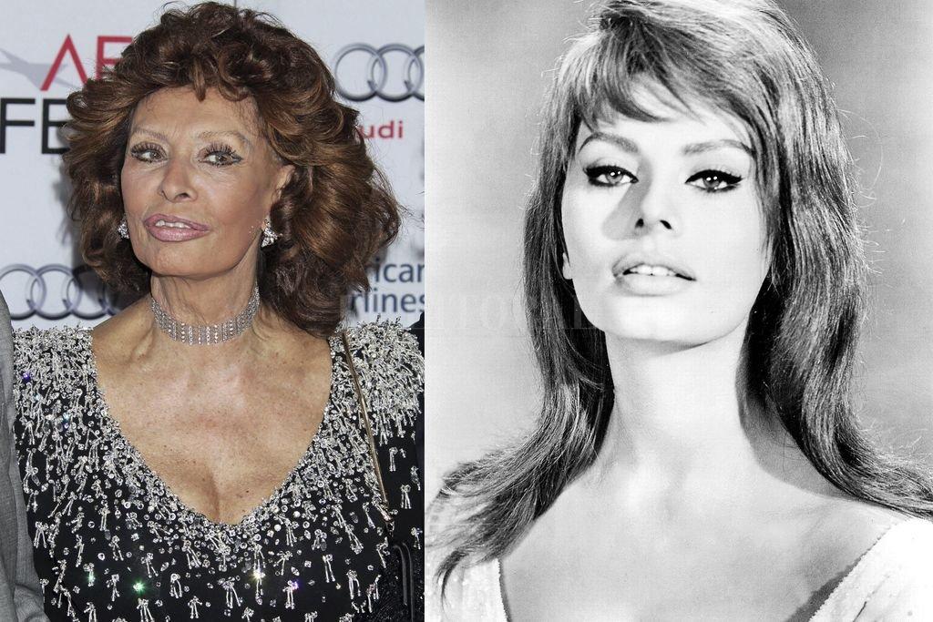 Considerada una de las actrices italianas más emblemáticas de la historia del cine, Sophia Loren es un mito viviente. Crédito: Archivo El Litoral