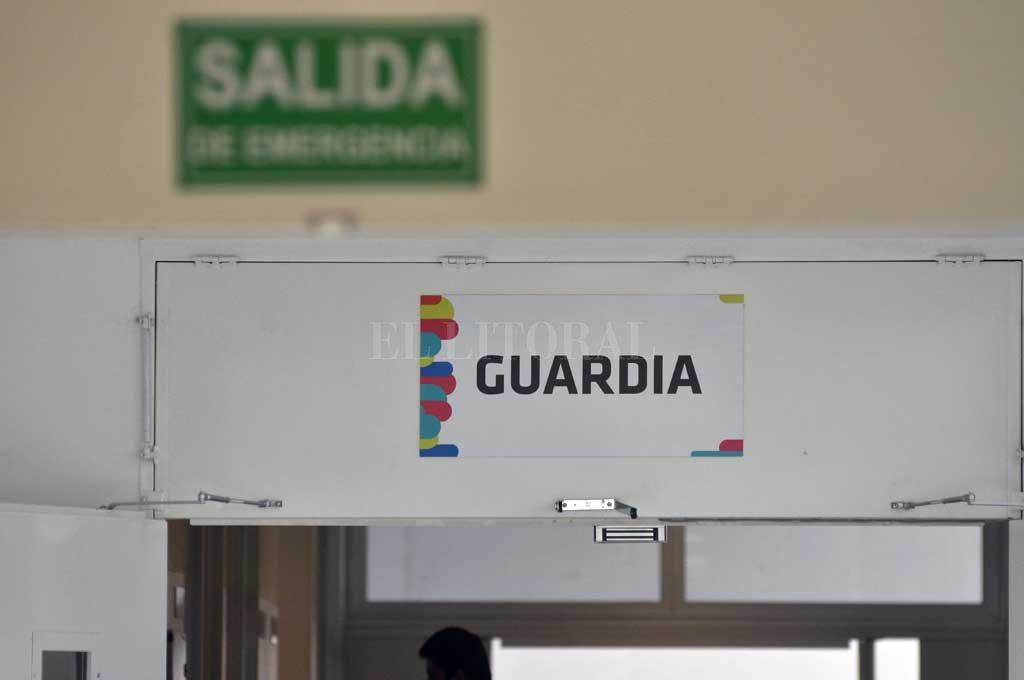 La víctima fue llevado al hospital Iturraspe pero falleció por la gravedad de la herida. Crédito: Archivo El Litoral / Mauricio Garín