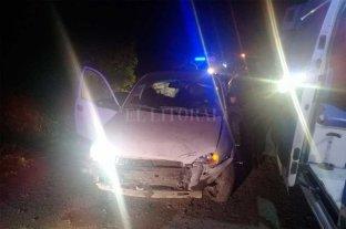 Siniestro fatal en un camino rural entre Recreo y Monte Vera