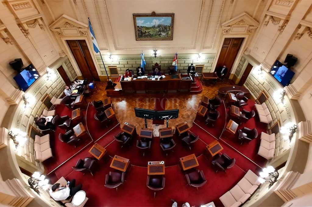 Crédito: Gentileza Prensa Cámara de Senadores de Santa Fe