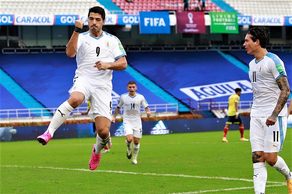 Crédito: Prensa Selección de Uruguay