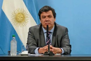 """El ministro Moroni expresó que el número de pobres en Argentina """"es un desastre"""""""
