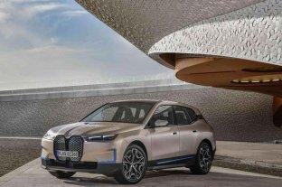 El primer BMW iX