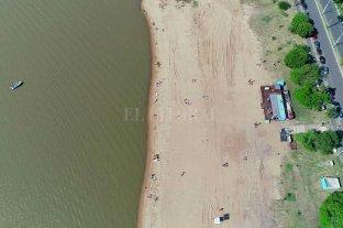 """El Río Paraná se """"clavó"""" en 60 cm y no tendría mayores cambios en los próximos días"""