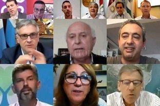 Con 30 ciudades de todo el país se desarrolló el primer encuentro nacional organizado por la Usina Social y el Cemupro