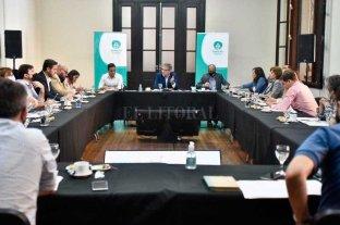Jatón presentó el Presupuesto pos  pandemia, con un fuerte eje social