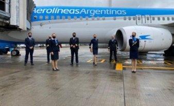 Aerolíneas Argentinas anunció sus vuelos internacionales