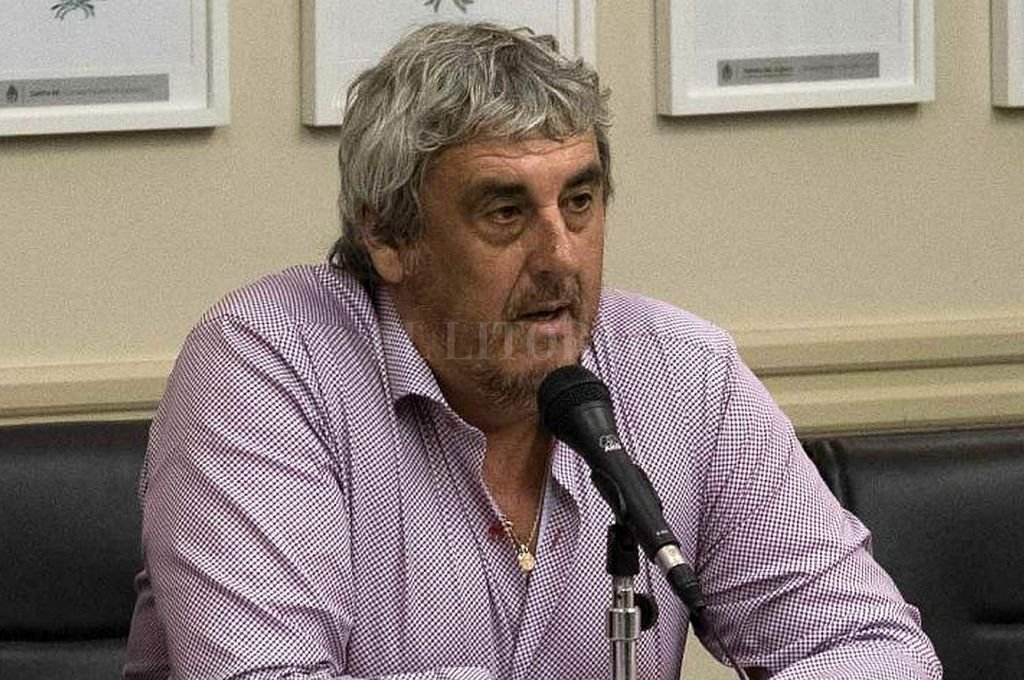 Sergio Romero, secretario general de UDA. Crédito: Prensa UDA