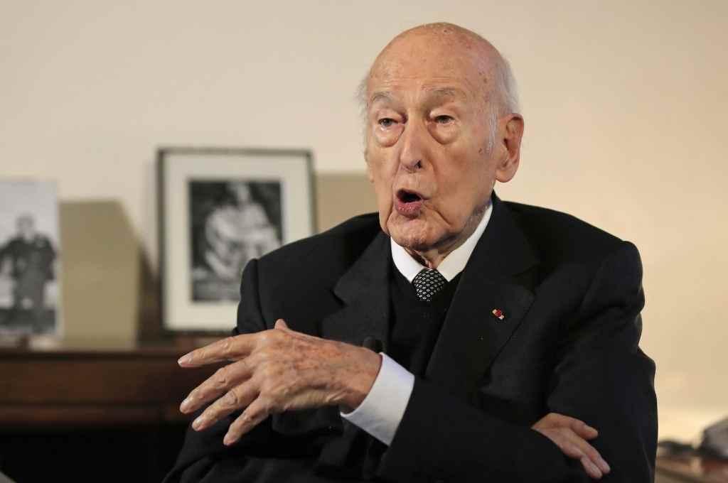 Valery Giscard d´Estaing. Fue mandatario francés entre 1974 y 1981.    Crédito: Gentileza