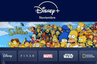 Disney Plus: usuarios se sorprendieron al ver que solo están disponibles dos temporadas de Los Simpson