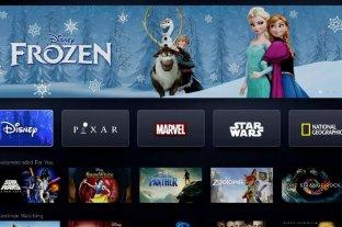 Llegó Disney Plus a Argentina: cuánto sale y cómo utilizarlo