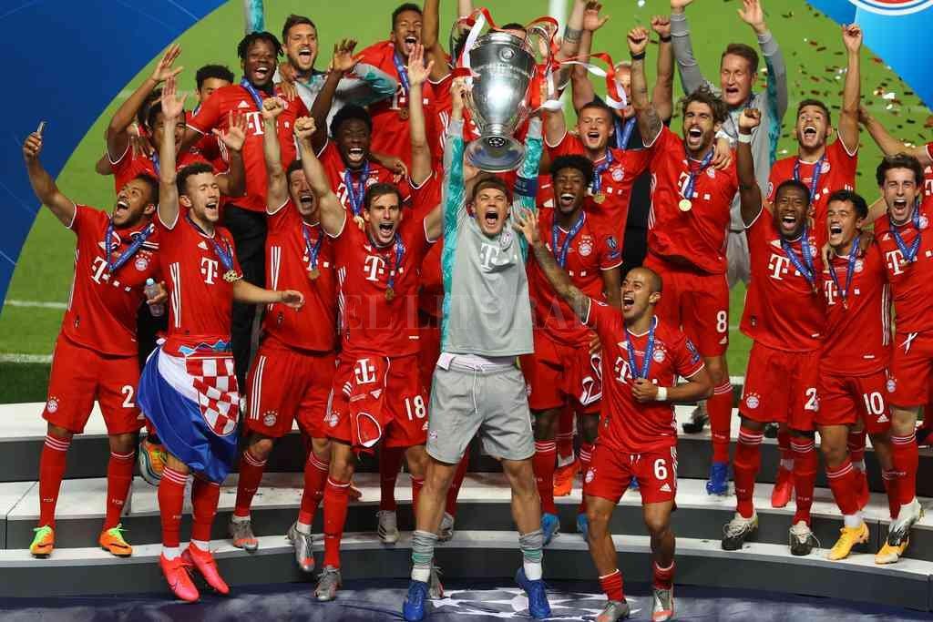Bayern Munich ya está clasificado por haber ganado la Liga de Campeones. Crédito: Archivo