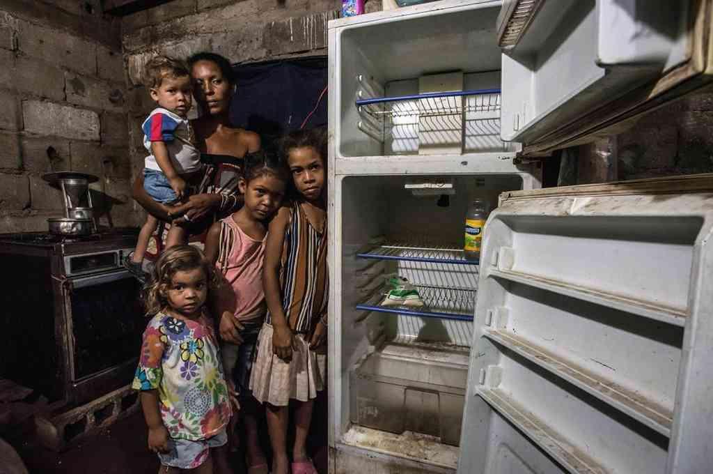 Se profundiza la crisis humanitaria en Venezuela. Crédito: Imagen ilustrativa