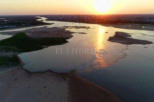 La bajante se prolonga y en Santa Fe   el río está por debajo de los 60 cm