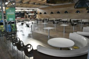 Reabre el patio de comidas de Ribera Shopping