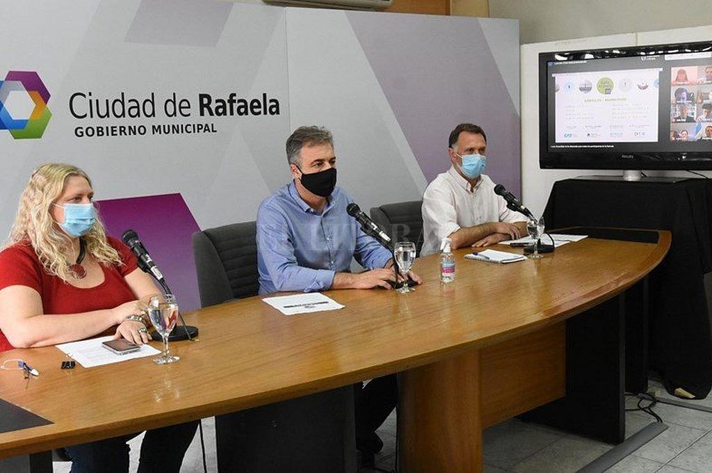 Crédito: Gentileza Municipalidad de Rafaela