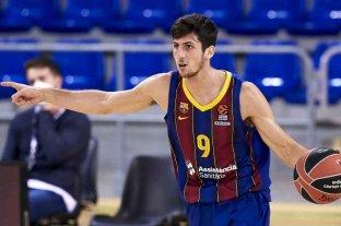 Otro argentino en la NBA: Leandro Bolmaro fue elegido por los Knicks, pero jugará para los Timberwolves
