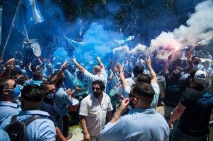 Tras la encendida protesta de choferes, qué pasa con el transporte en Rosario