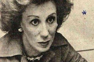 A los 88 años, falleció Nelly Raymond