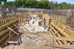 Autorizan en la provincia las obras privadas que ocupen más de 30 trabajadores