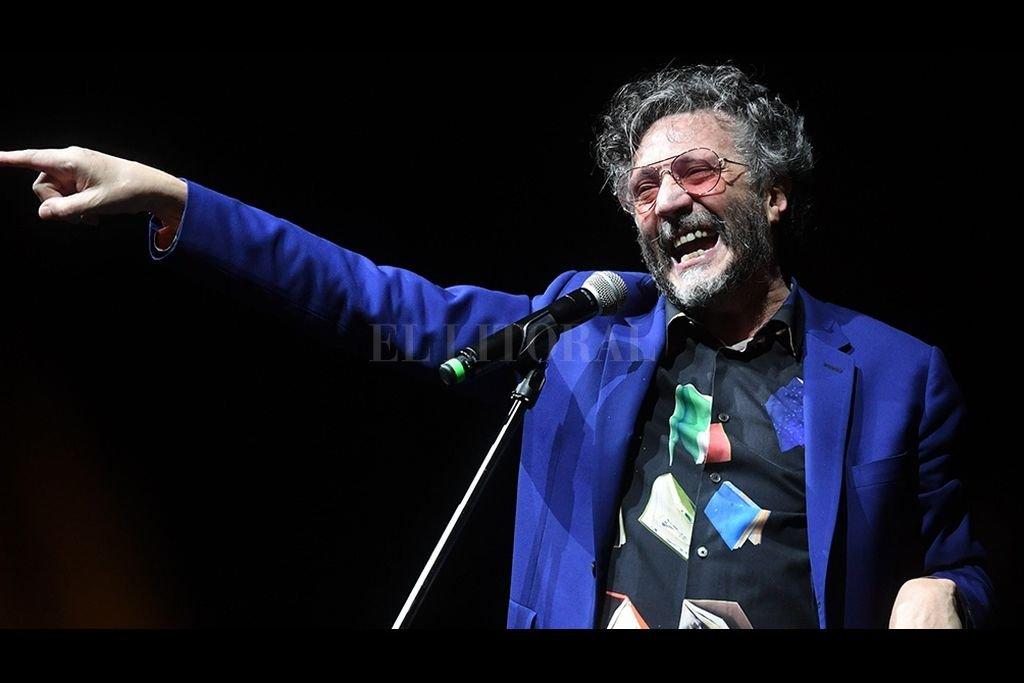 El músico argentino ganó en la categoría Mejor Canción Pop/rock por